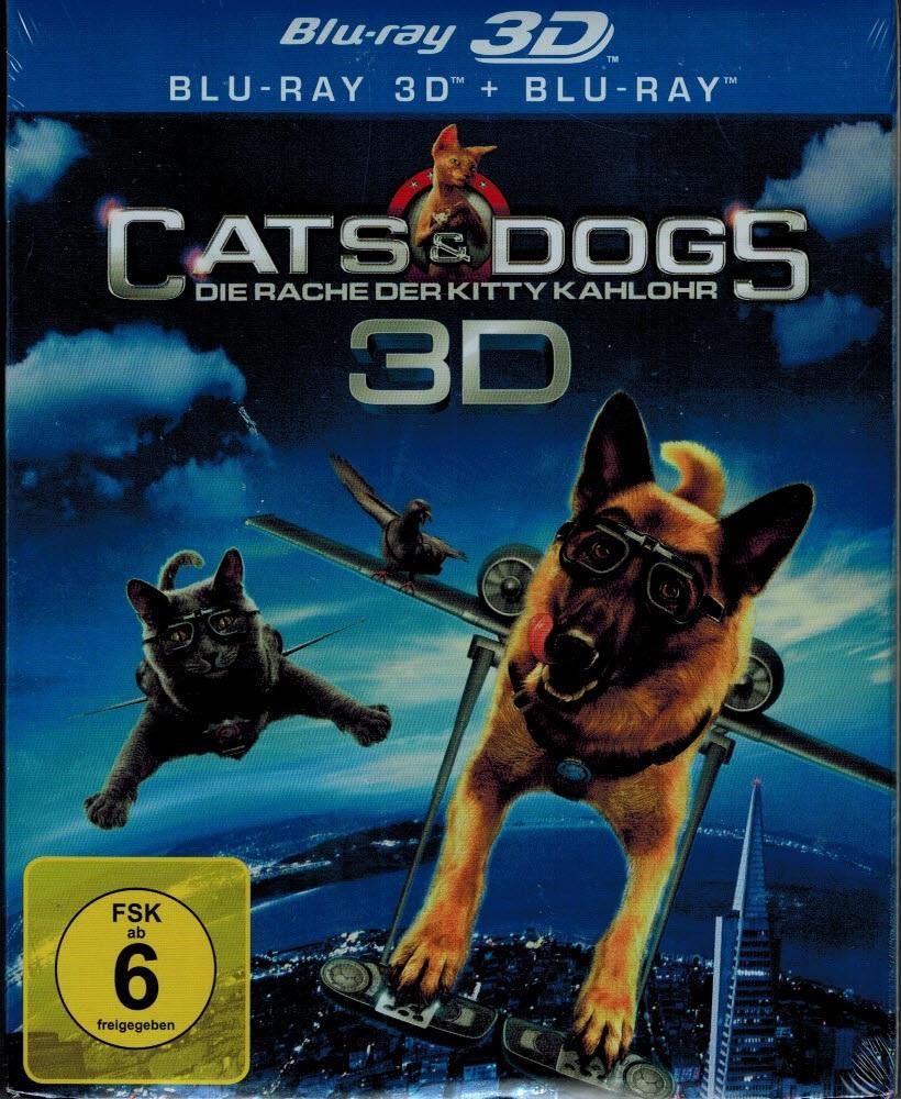 Cats Dogs Die Rache Der Kitty Kahlohr  Fsk