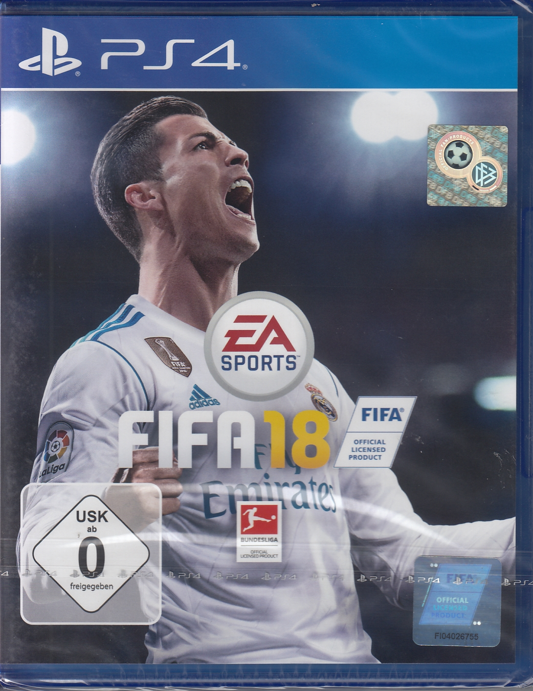 FIFA 18 - PS4 - Sony Playstation 4 - 2018 Neu & OVP Deutsche Version 5030949121523 | eBay