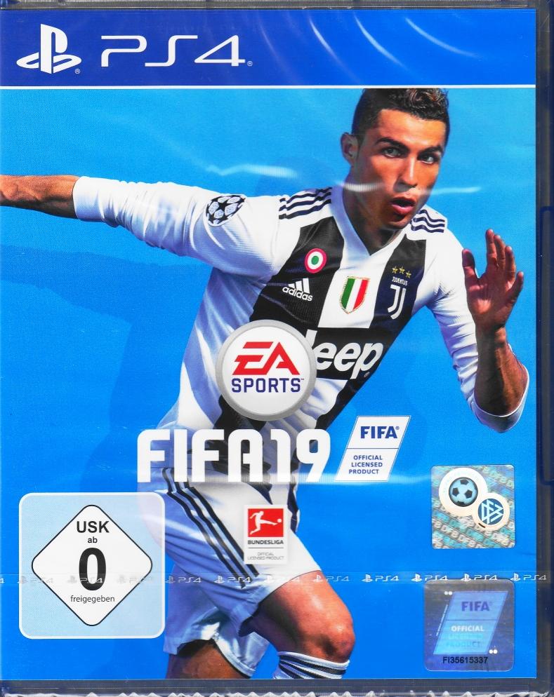 Playstation 4 Mit Fifa 19